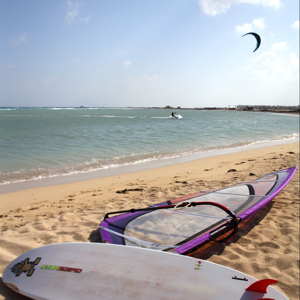 Kite surf board