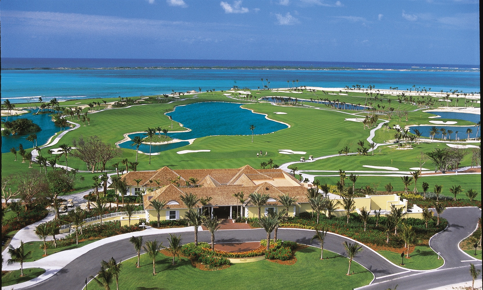 Golf in Bahamas