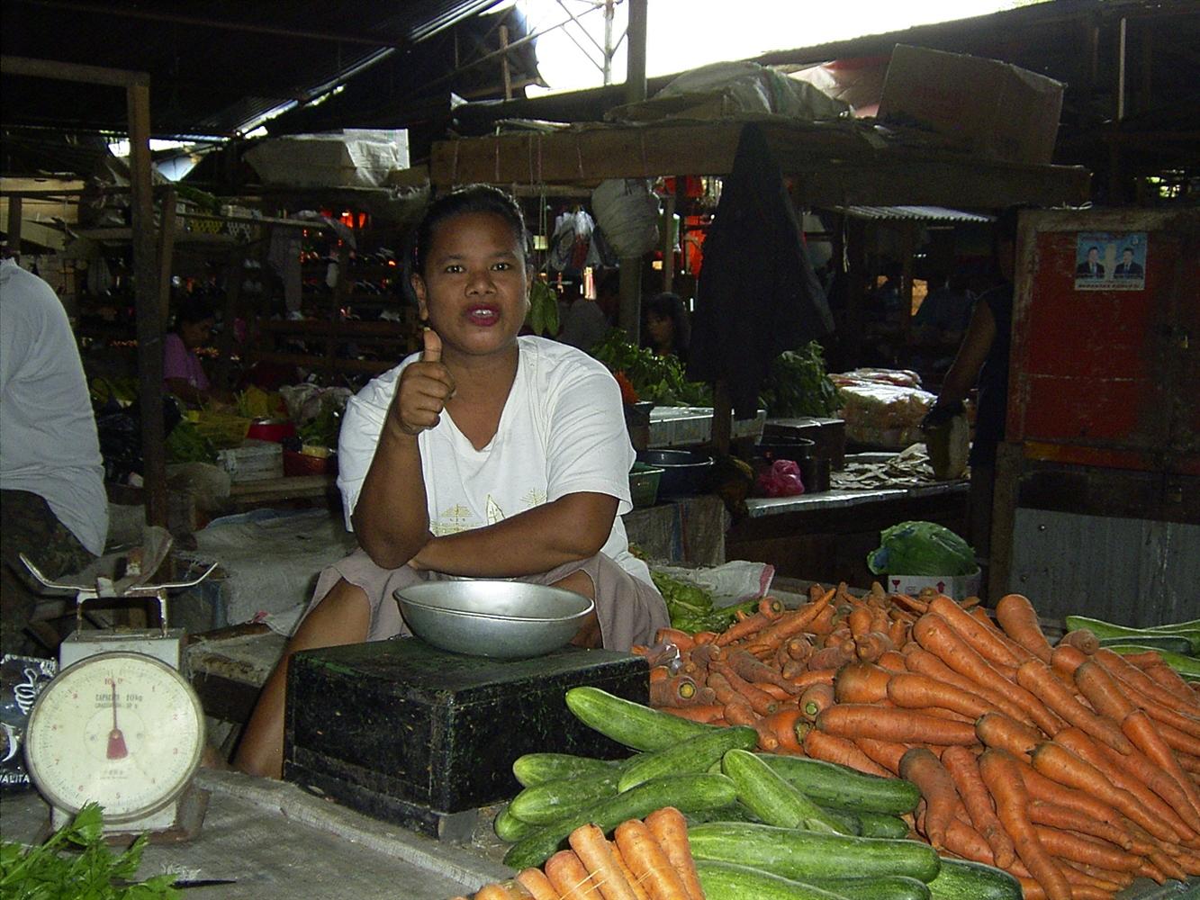 Manado Market