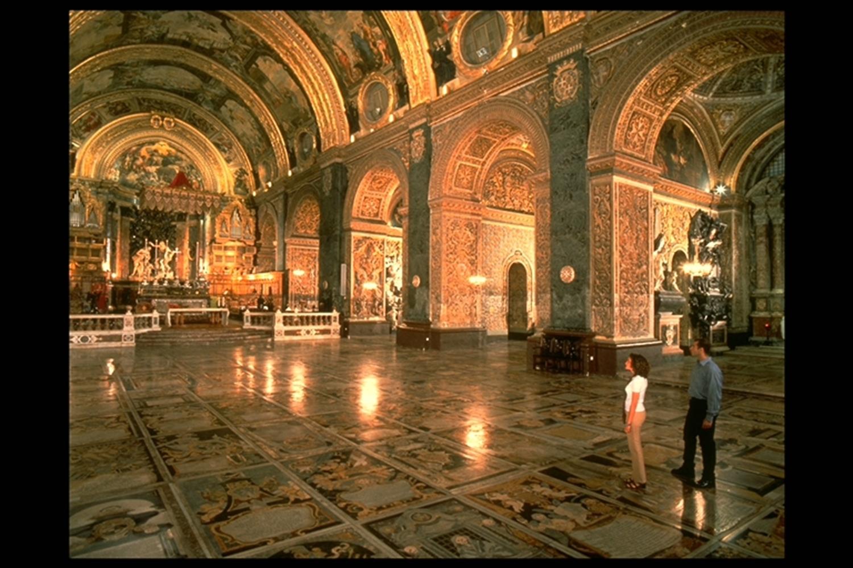 St. John's, Valletta