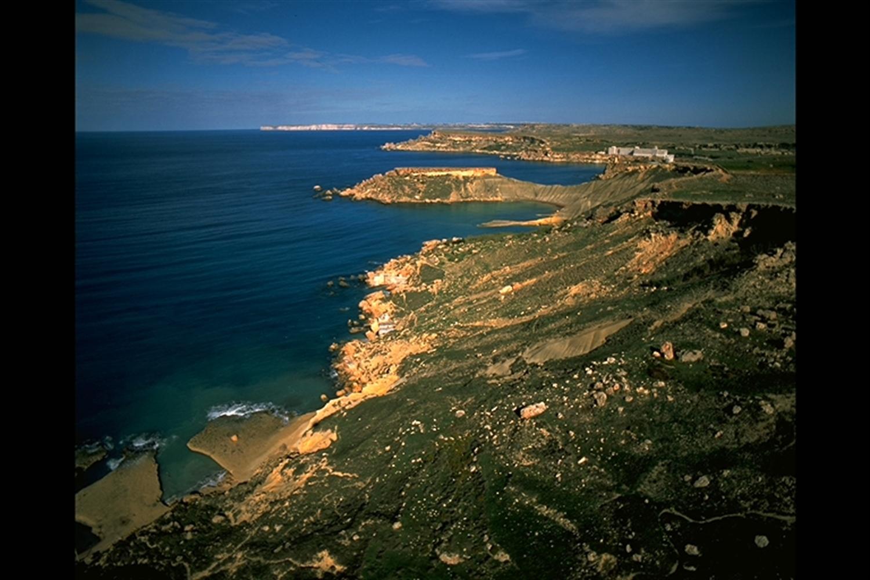 Gozo reef
