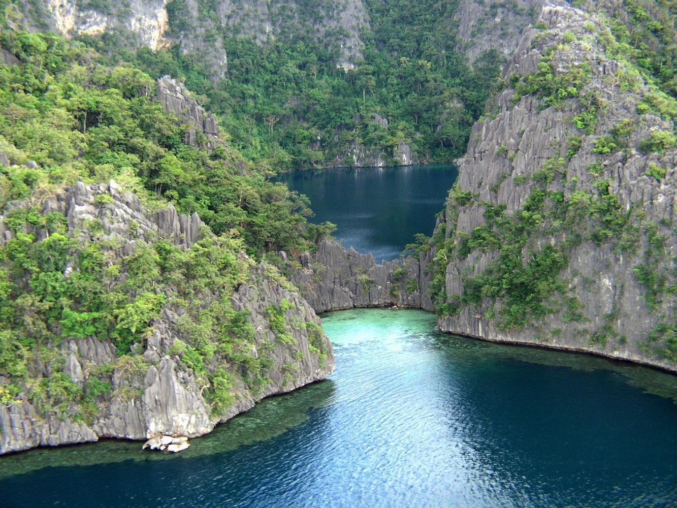 Coron Island Laggon