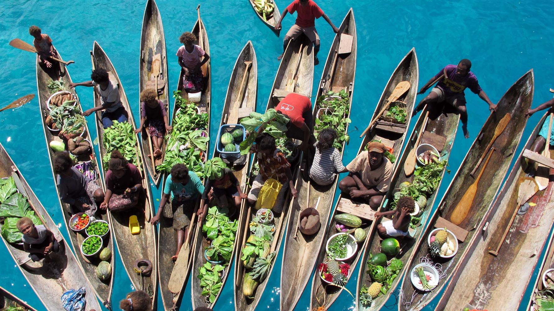 Bililiki Boat