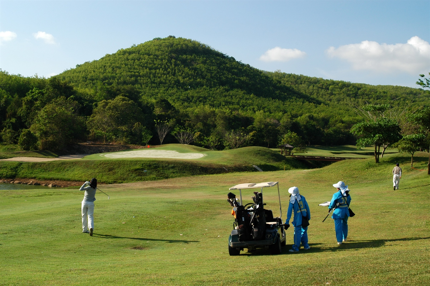 Golf in Khao Lak