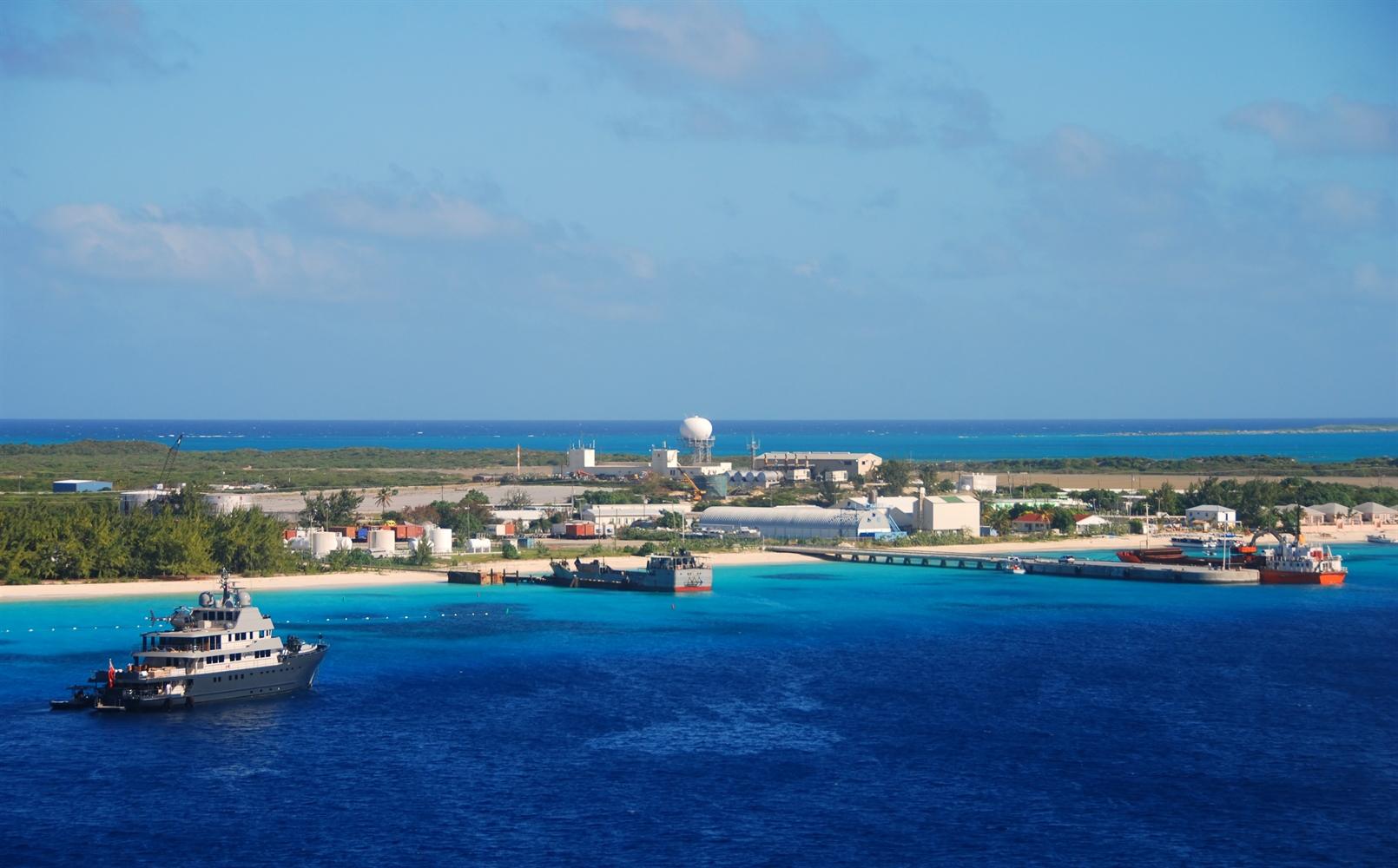 Turks & Caicos Port