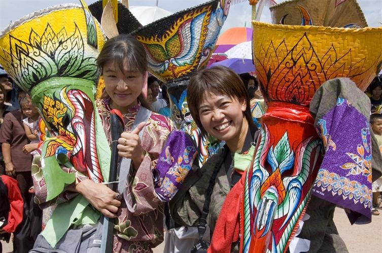 Festival in Puket