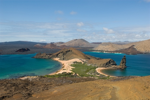Galapagos Island View