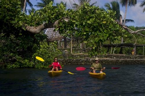 Blue Planet Kayak