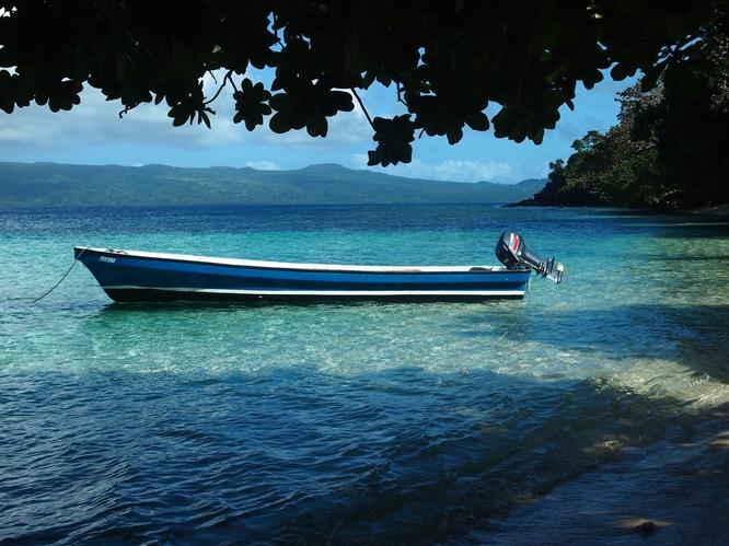 Qamea Island