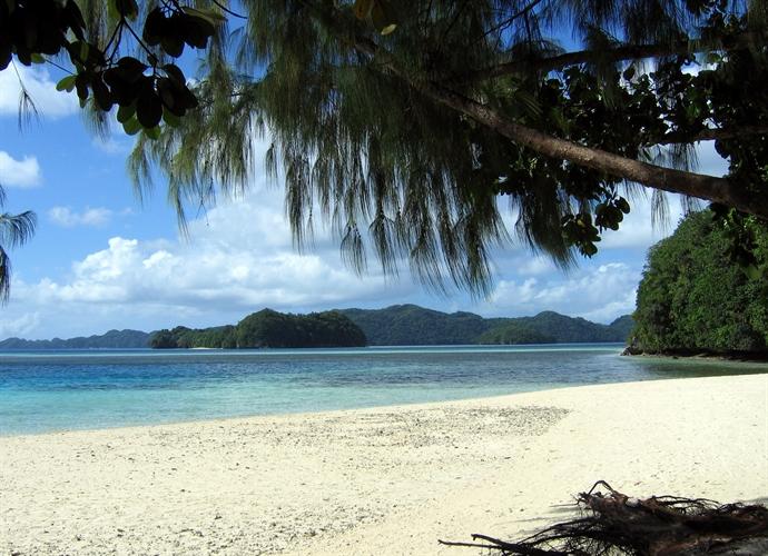 Palau Beach