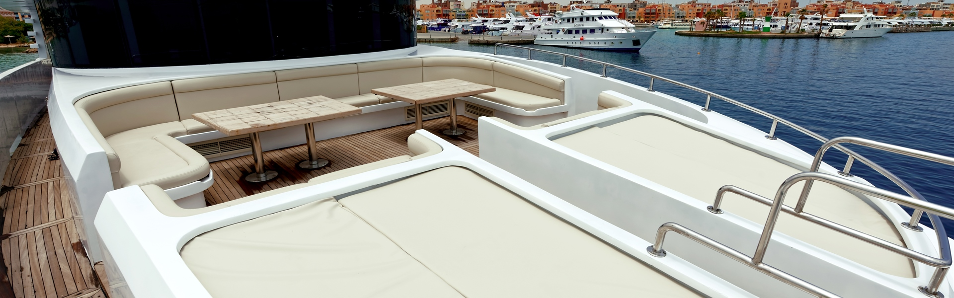 Top Deck Seating
