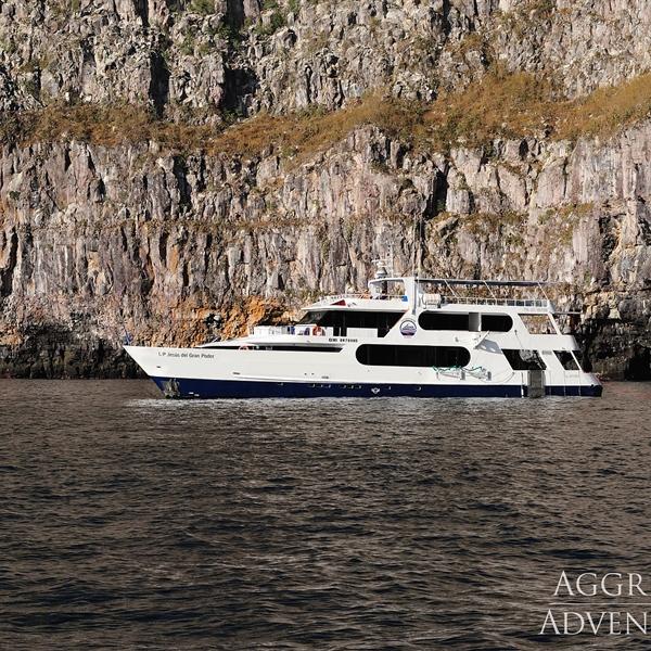 Galapagos Aggressor Boat