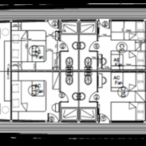 Sundeck deckplan