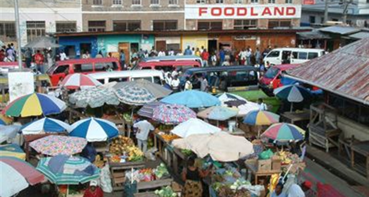 Historic St. Georges Markets
