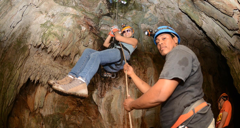 ZipRider, Caving & Rappelling Extreme Adventure