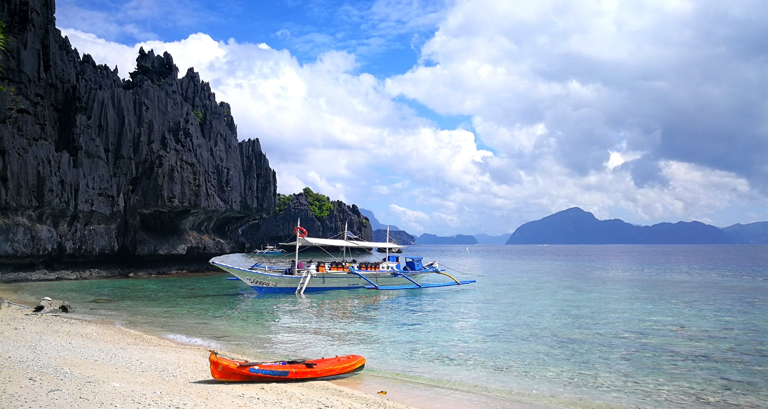 Visayan Loop with El Nido