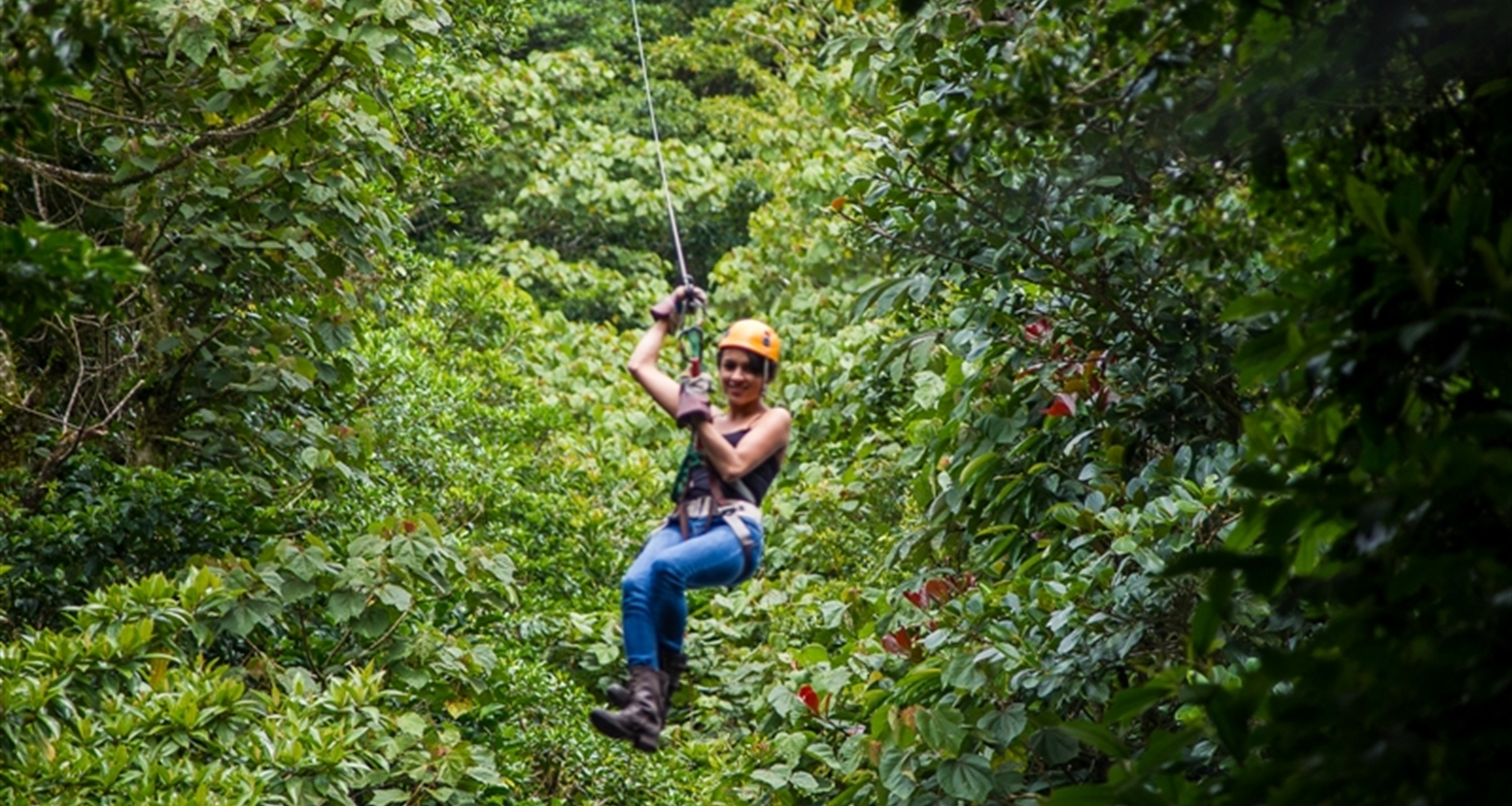Canopy Tour, Selvatura