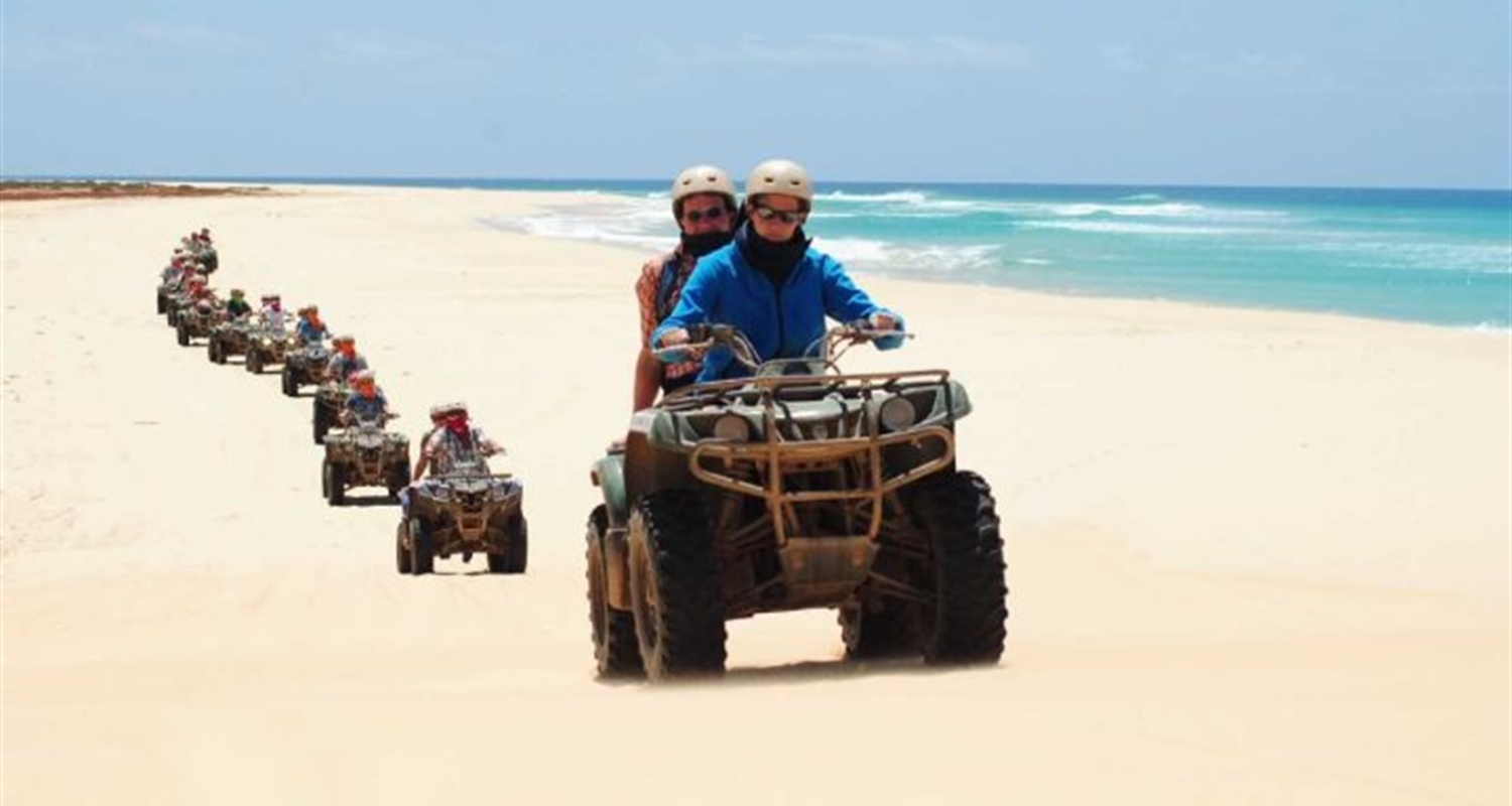 Quad Bike & Fun Karts Tours