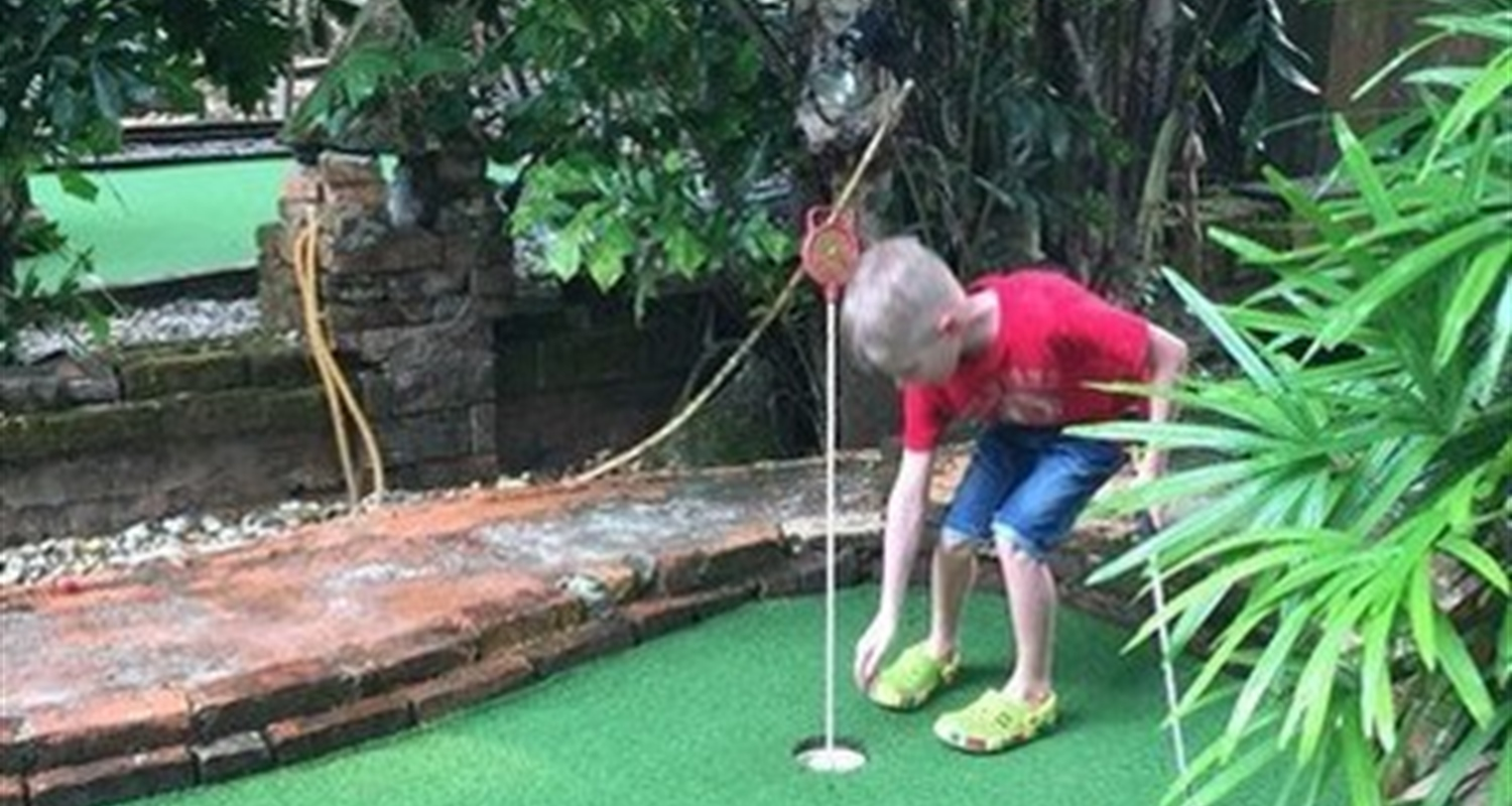Khao Lak Mini Golf