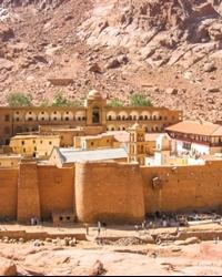 Mount Sinai & St. Catherine