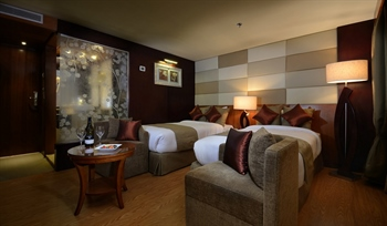 Double or Twin Suite