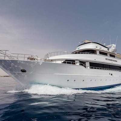 M/Y Golden Dolphin