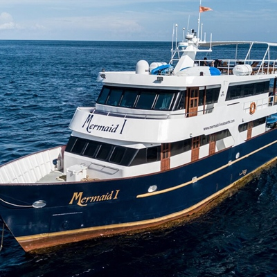 MV Mermaid I - Indonesia