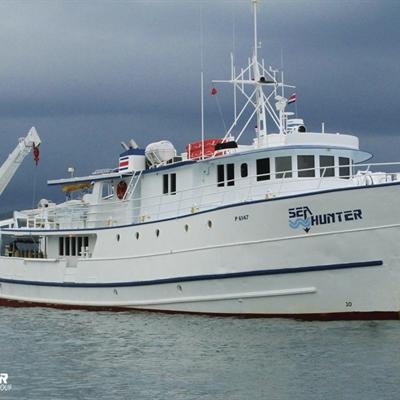 MV Sea Hunter