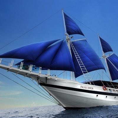 S/Y Palau Siren