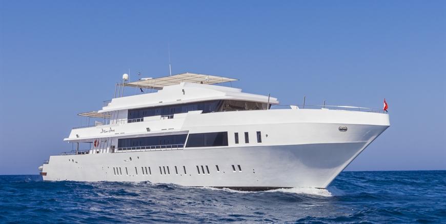 Blue Seas Boat