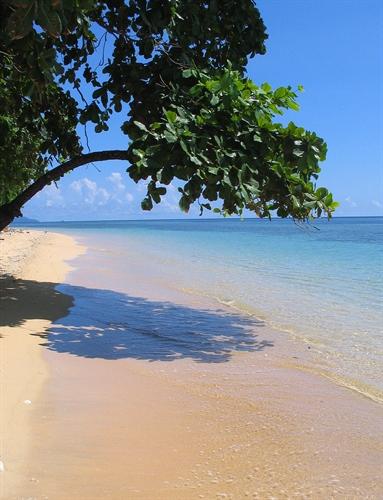 Siladen Resort Beach