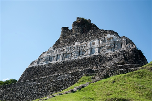 Maya ruins of Belize