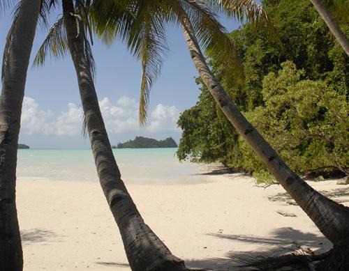 Yap Beach