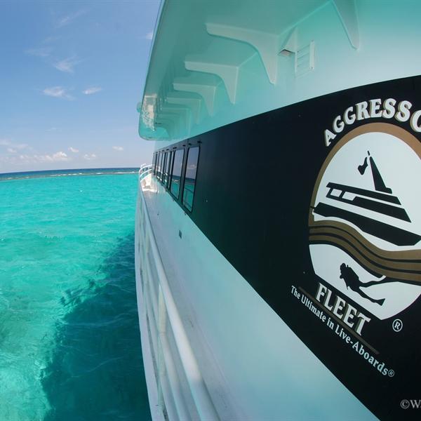 Belize Aggressor Boat