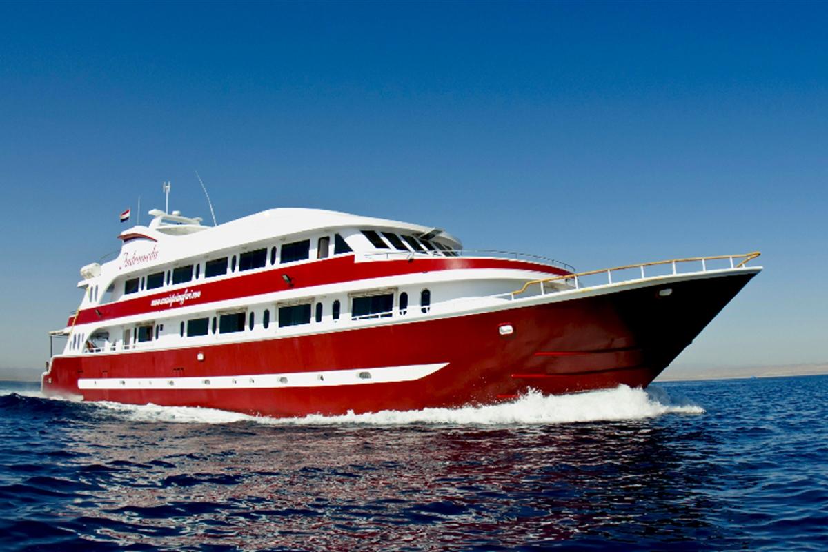 Andromeda Boat