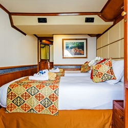 Deluxe AC Cabins
