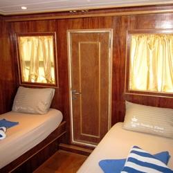 Lower Deck En-Suite Cabin