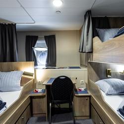 Triple Cabin