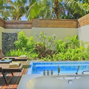 Garden Pool Villa Room