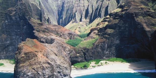 Napali Cliffs