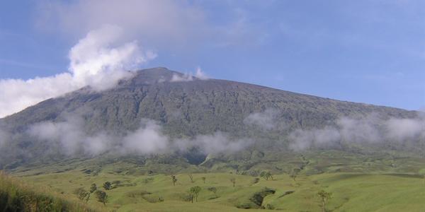 Lombok Mountain