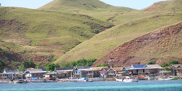 Komodo Fishing Village