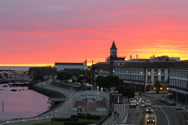 Ponta Delgada Sunset