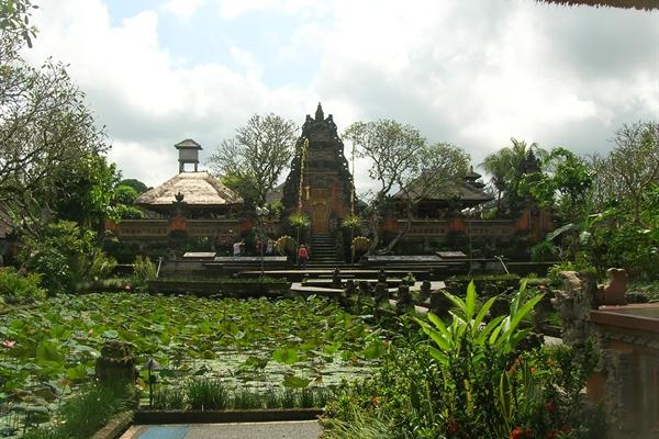 Saraswati Temple Ubud