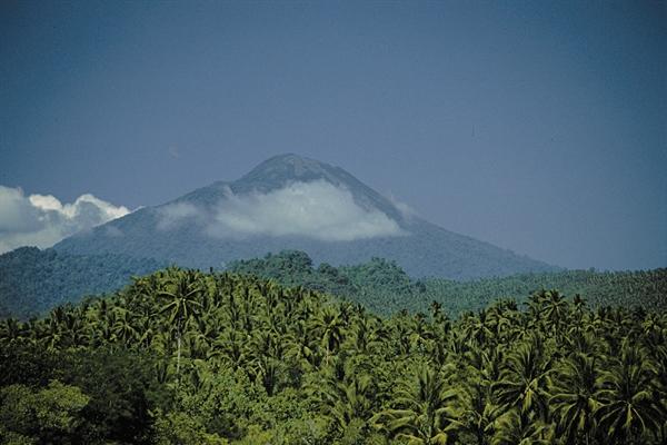 North Sulawesi Volcano
