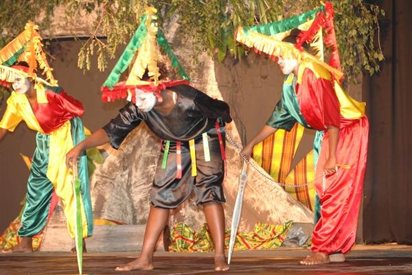 Folk Fiesta Heritage