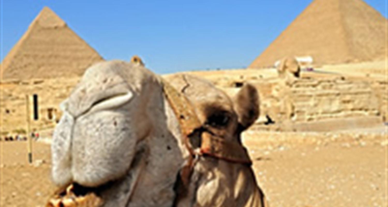 Cairo & Giza Pyramids