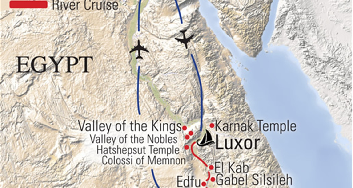 Luxor & Valley of the Kings