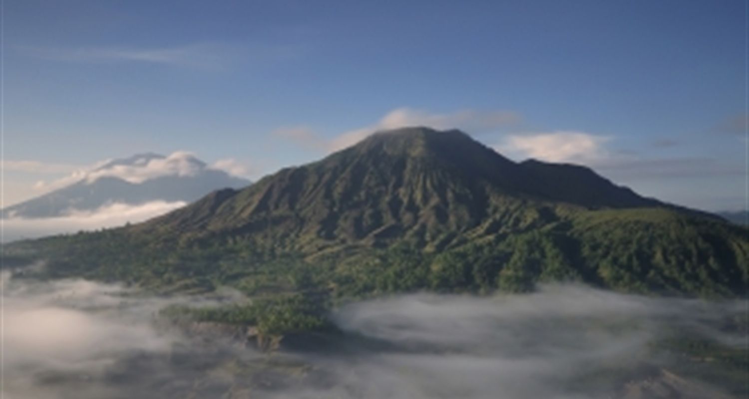 The Beauty of Central Bali on Bike and Foot